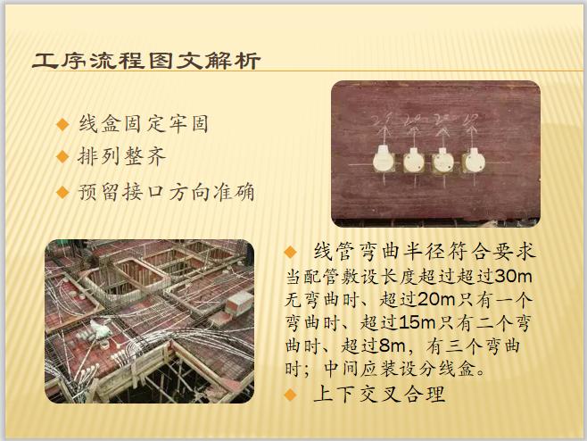 建筑水电安装工程工序做法94页,一看就懂!_3