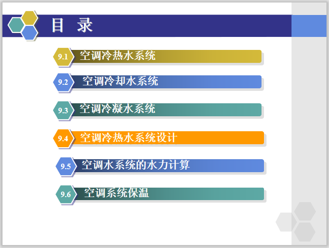 暖通空调水系统精讲PPT讲义(90页)_1
