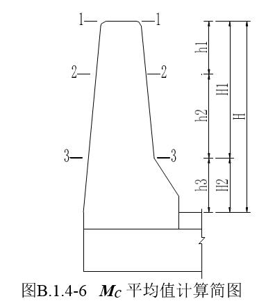 桥梁护栏计算:防护等级为SB混凝土护栏_13