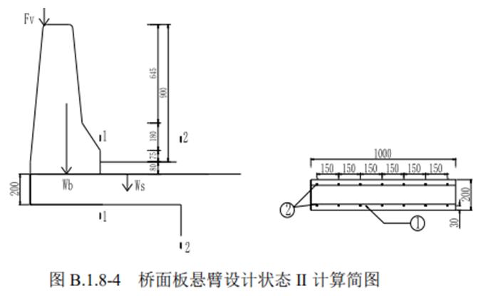 桥梁护栏计算:防护等级为SB混凝土护栏_42