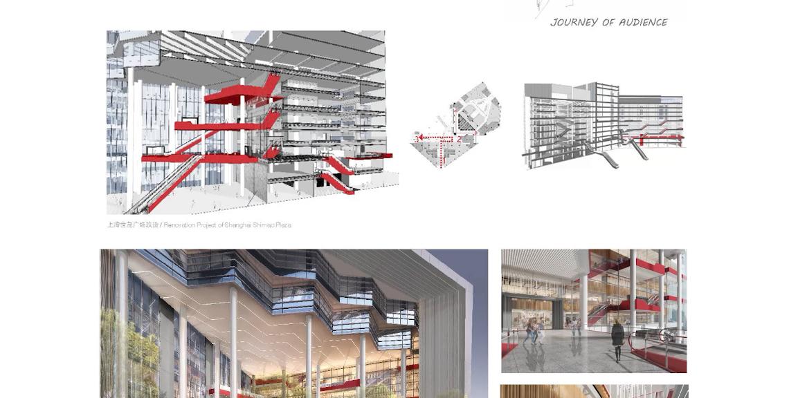 一个大型改造项目的落地,要面临许许多多已知和未知的困难。 城市综合发展空间,城市文脉的延续,建筑立面空间改造,城市商业空间改造,地域材料市集