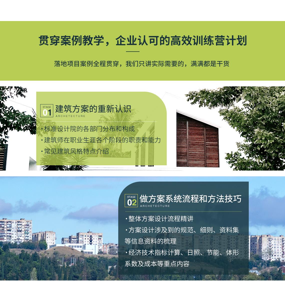 四大案例解析让你对建筑方案设计中商业建筑设计、居住建筑设计、旅游地产建筑设计、医疗养老建筑设计有一个详细了解以及认知。
