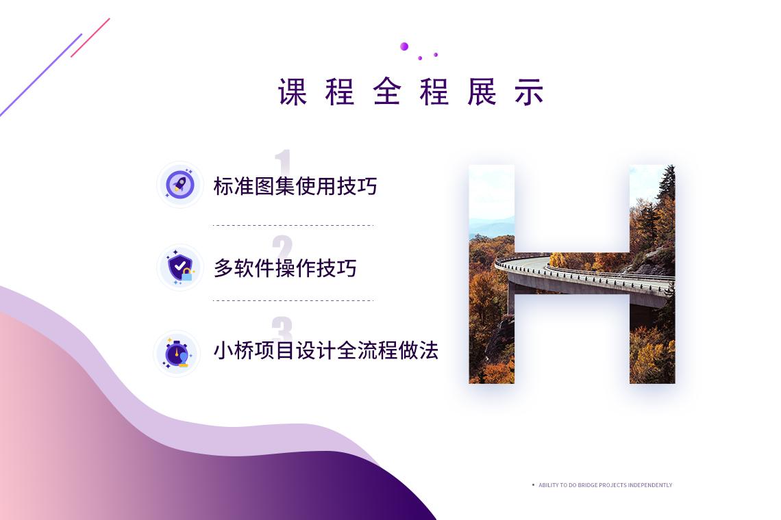 0基础桥梁设计培训全过程实操(桥梁大师), 如何利用空心板标准图集进行小桥项目设计