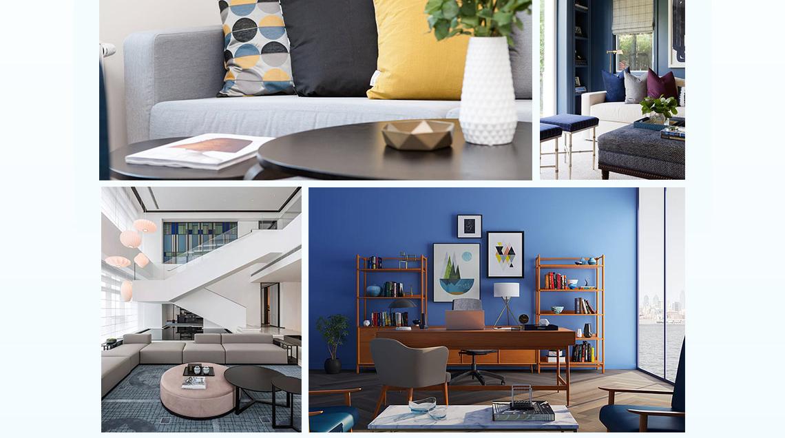 室内空间设计,室内全案设计,室内空间布局 案例介绍