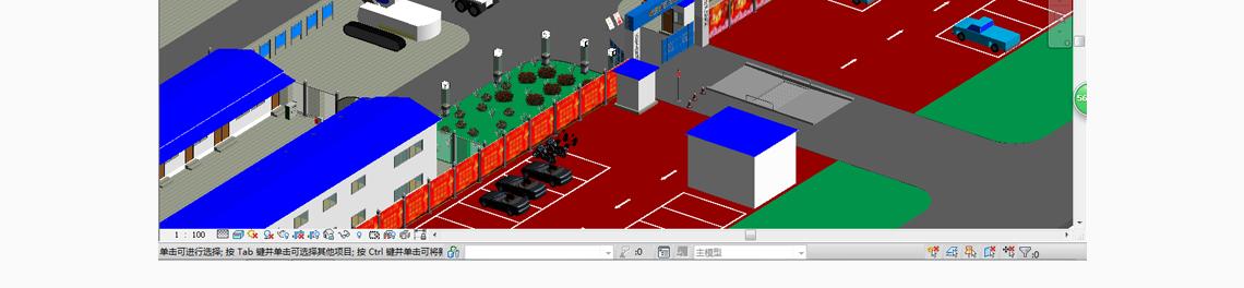 让BIM大牛成为你的私家Revit导师 场地三维设计,Revit软件建模实战,现场安全文明布置,现场临电布置,场地消防布置