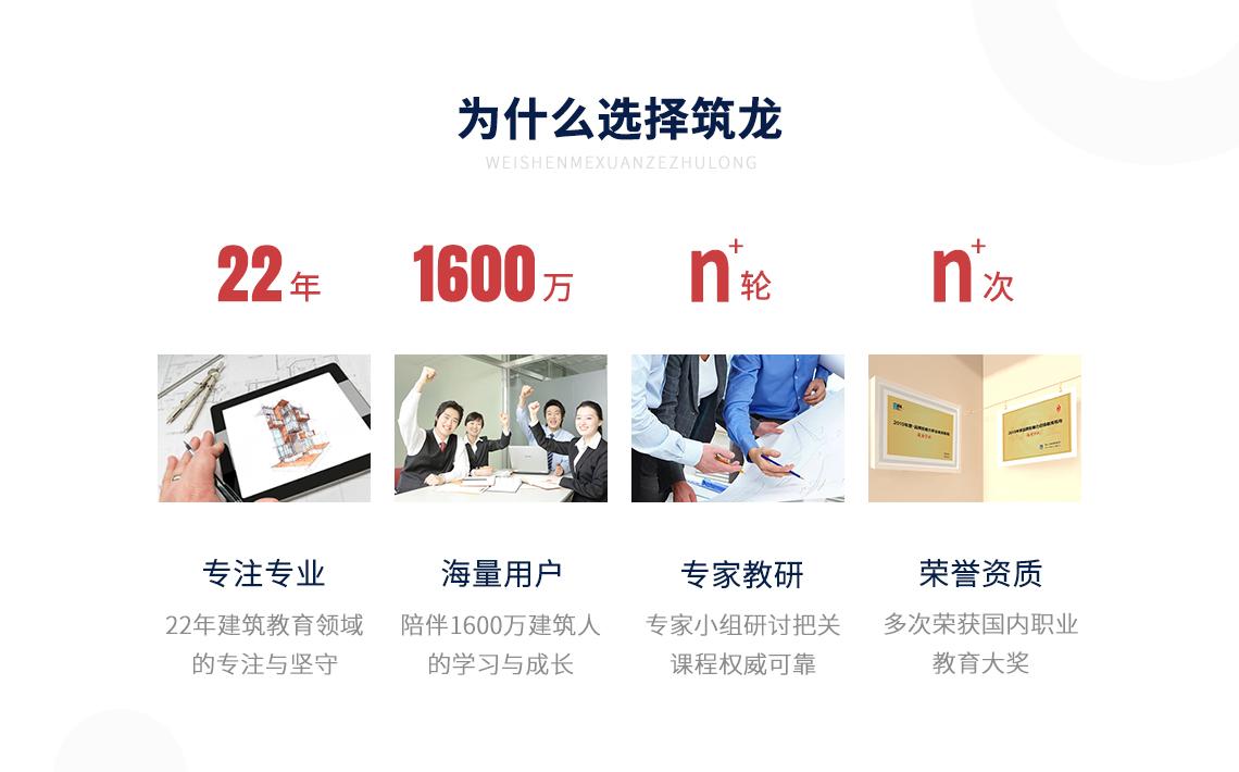 筑龍學社成立了22年服務了1600萬的建筑人