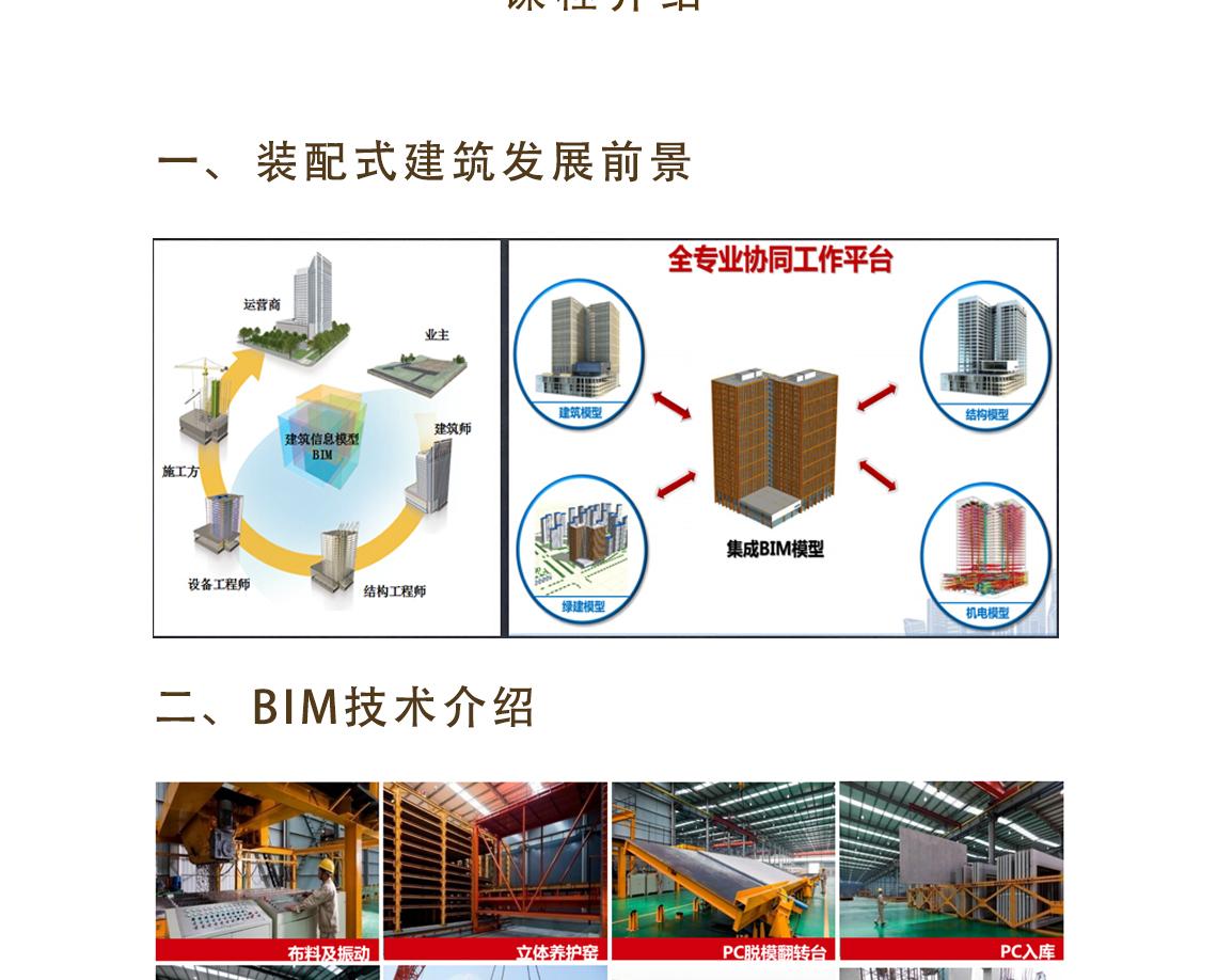 装配式建筑电气设计与应用主要讲解装配式的建筑,装配式建筑电气,BIM机电管线预埋2