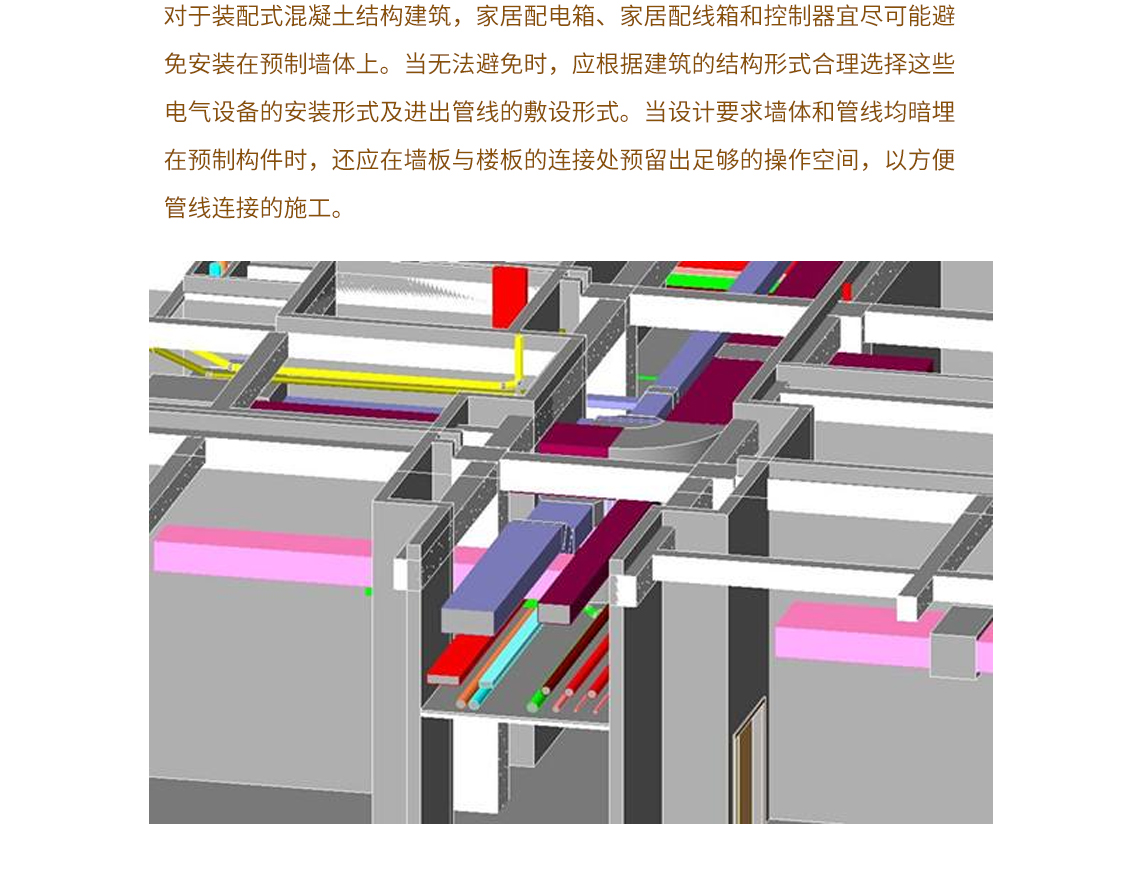 课程讲授截图1  seo关键字:装配式建筑,装配式建筑电气,BIM机电,管线预埋