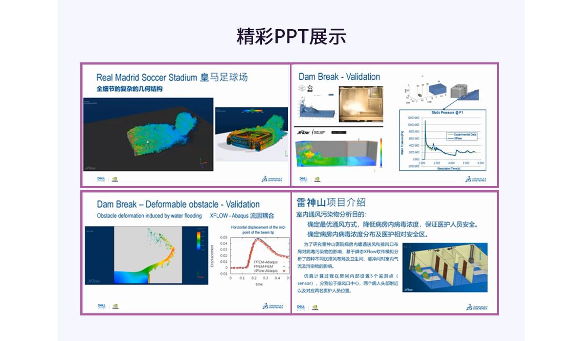 抑制雷神山污染物扩散案例分析课程PPT展示