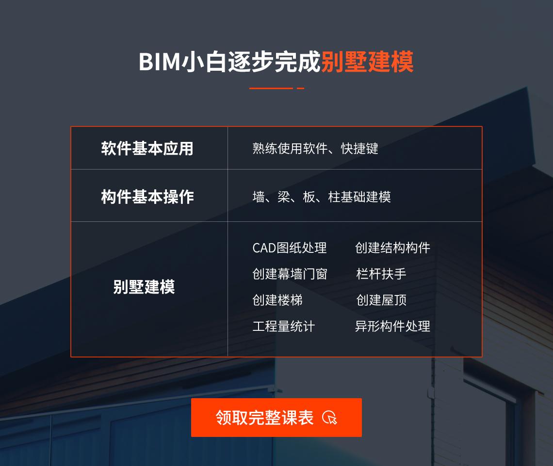 BIM别墅建模教学框架: 课程内容:建筑模型制作、工程施工动画、施工工艺动画。 软件应用:建筑模型制作运用的是revit建模、工程施工动画是运用lumion和fuzor完成的、施工工艺动画是运用3dmax制作的。