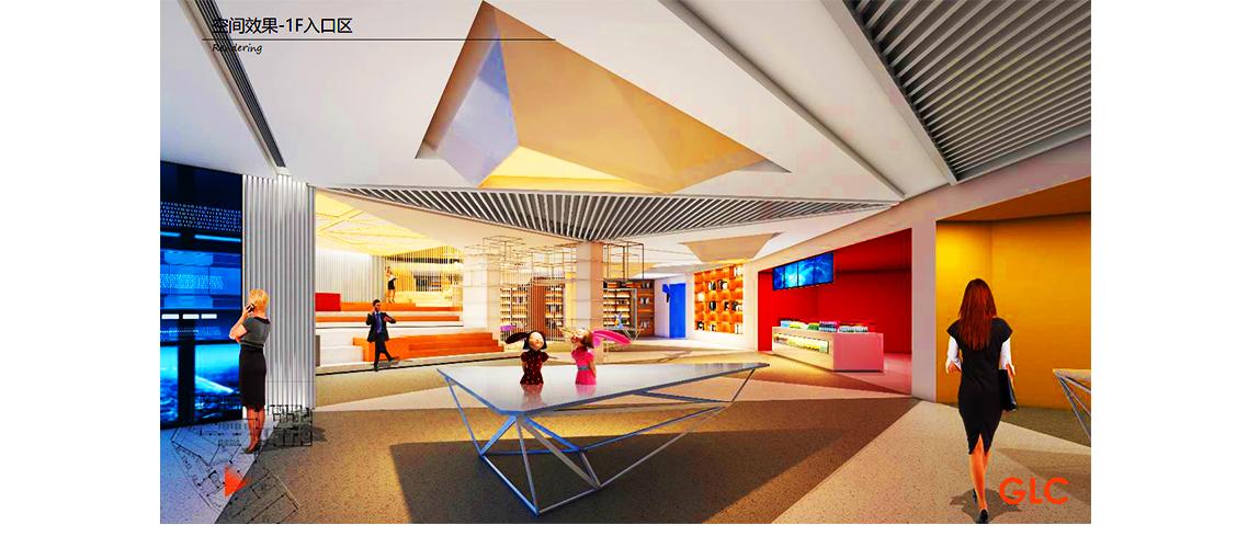 图片三 seo关键字:室内商业设计