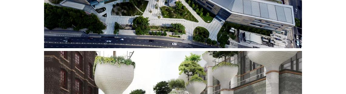 在建设宜居城市的过程中,建筑师不仅要关注城市功能与空间品质, 关注区域协同与社区激活,还要关注历史传承与魅力塑造。通过扩展 城市文化的多样性,促进工作与休闲相互融合,形成弹性的生活方式