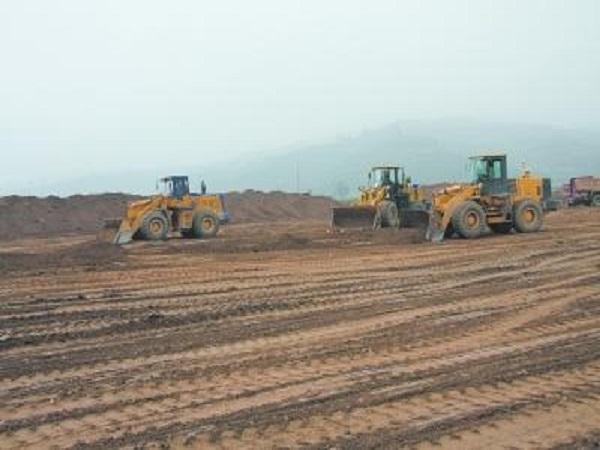 土地开发整理项目工程设计
