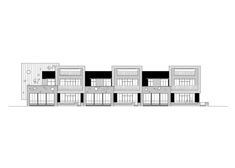 6班幼儿园建筑施工图(CAD+效果图)