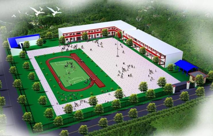 新建学校项目塔吊分项工程监理交底记录