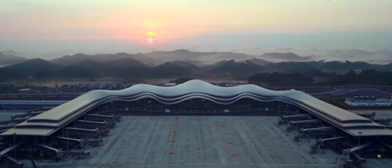 建筑|桂林两江国际机场T2航站楼