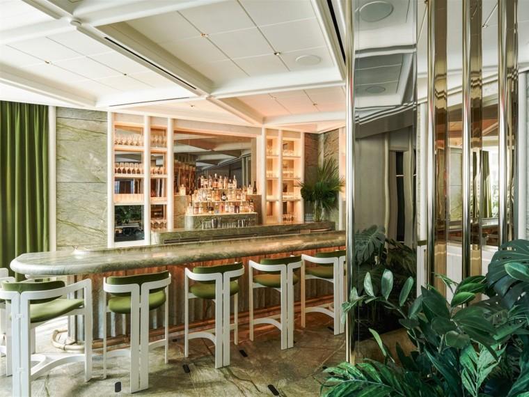 纽约LEJARDINIER餐厅