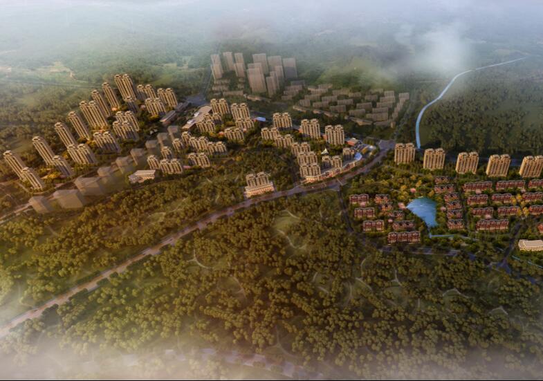 [山东]青岛市崂山区彭家庄地块概念规划设计(PDF+107页)