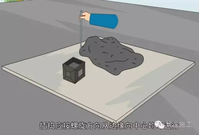 混凝土、砌块、钢筋见证取样三维施工动画讲解