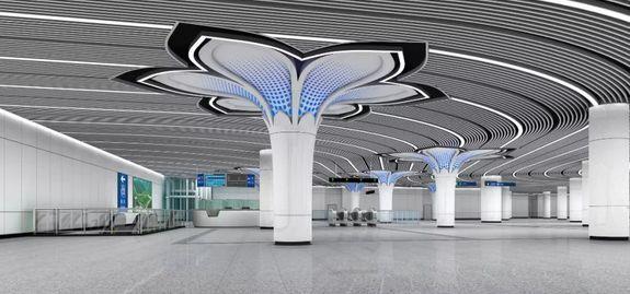 """""""白鲸""""登场,未来可期:北京轨道交通新机场线开始试运行"""