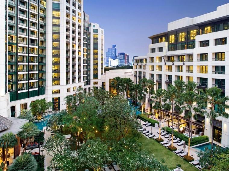 曼谷Siam酒店景观