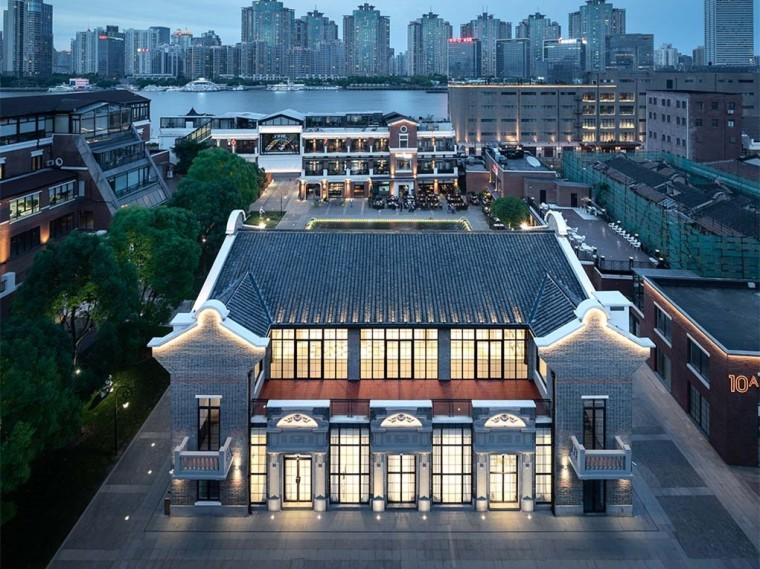 上海老码头建筑