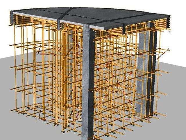 高大模板施工监理技术交底(含多图)