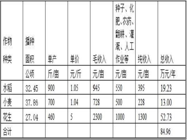 北京西灶子村土地整改可行性研究报告