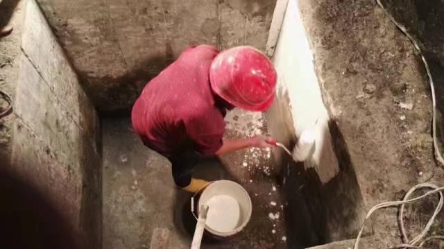 电梯井渗水怎么处理?_4