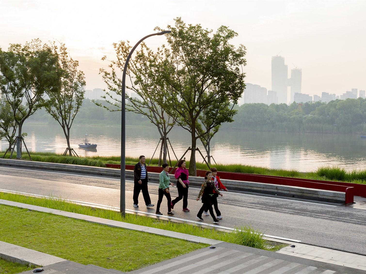 南京江岛新天地滨江商业生态公园