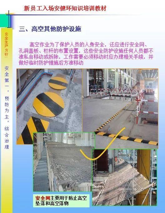 26套建筑施工安全教育培训讲义PPT合集_17