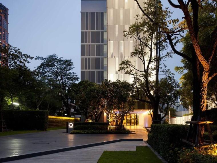 泰国39尚思睿高端公寓景观