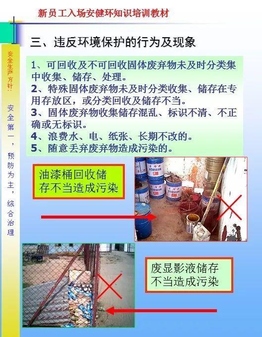 26套建筑施工安全教育培训讲义PPT合集_43