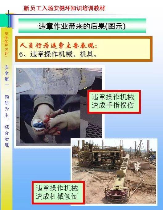 26套建筑施工安全教育培训讲义PPT合集_50