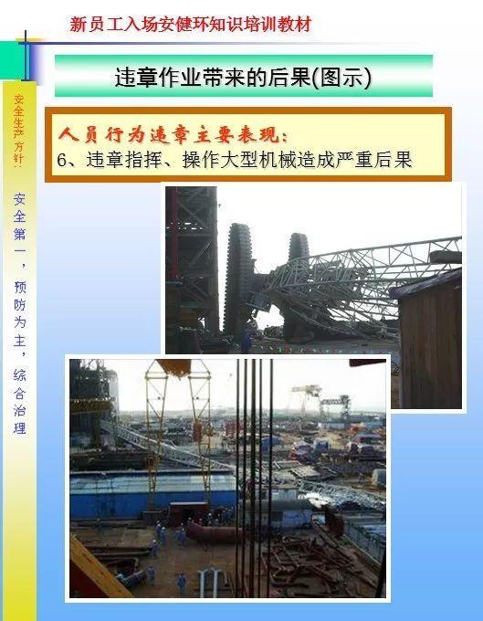 26套建筑施工安全教育培训讲义PPT合集_51