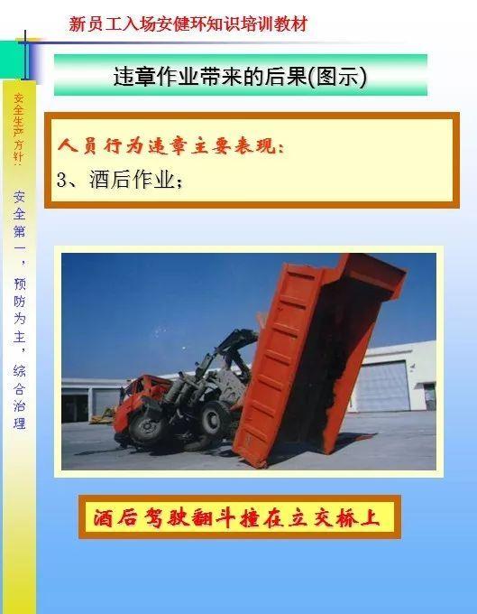 26套建筑施工安全教育培训讲义PPT合集_47