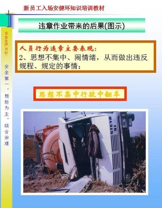 26套建筑施工安全教育培训讲义PPT合集_46