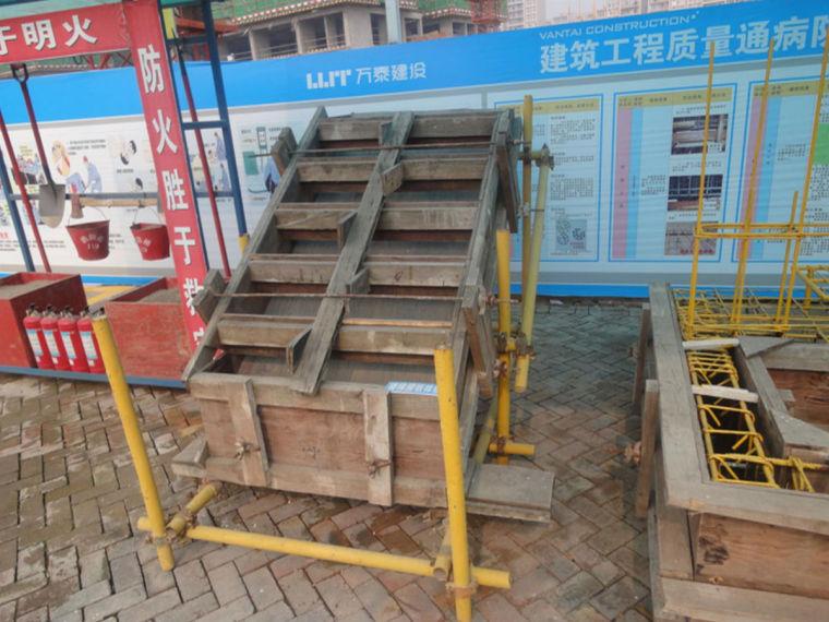 质量标准化工地样板区图片集(图文详细)