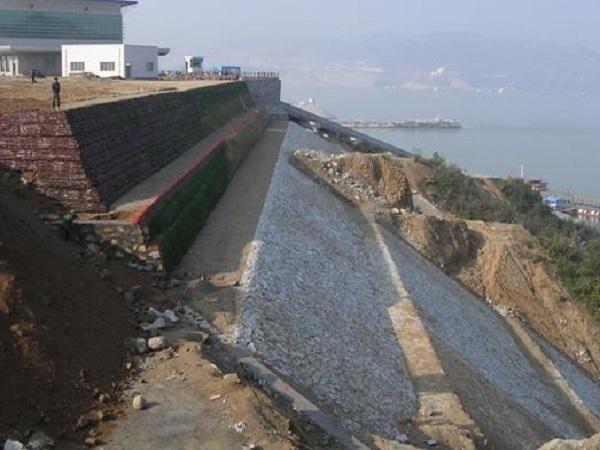 塌岸地质灾害防治理论及技术