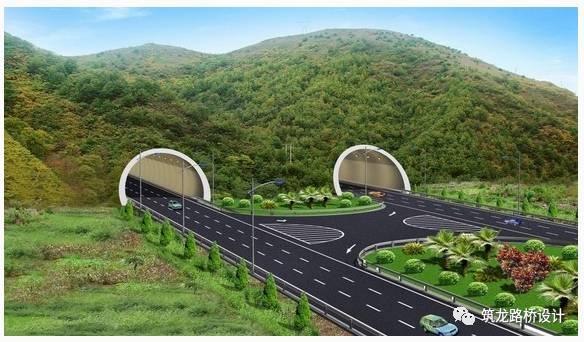 不了解公路隧道支护结构设计吗?看看这个!包你会!_1