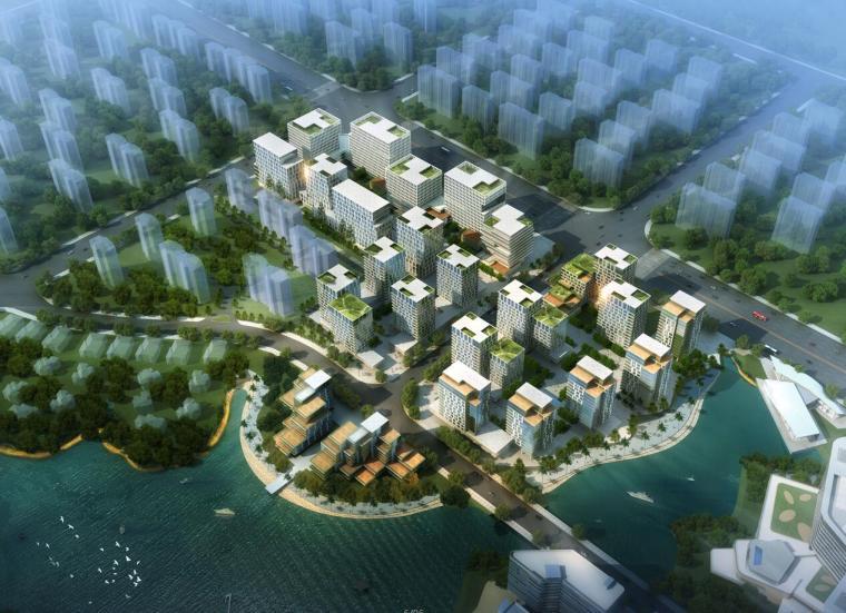[重庆]苏宁城市之光办公楼方案规划文本(JPG+96页)