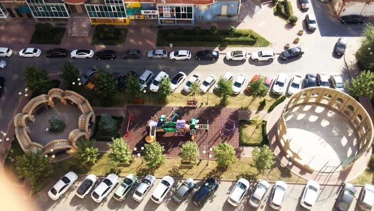 停车场设计,真的可以很有趣