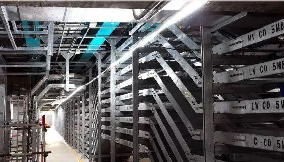 電纜橋架的施工要點及安裝方法_1