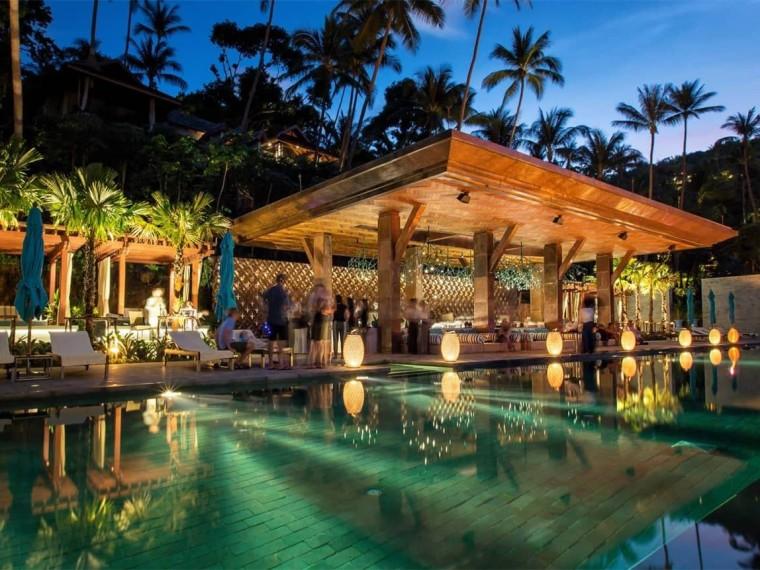 泰国苏梅岛四季度假村