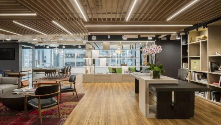 香港凯悦酒店办公室|MMoserAssociates