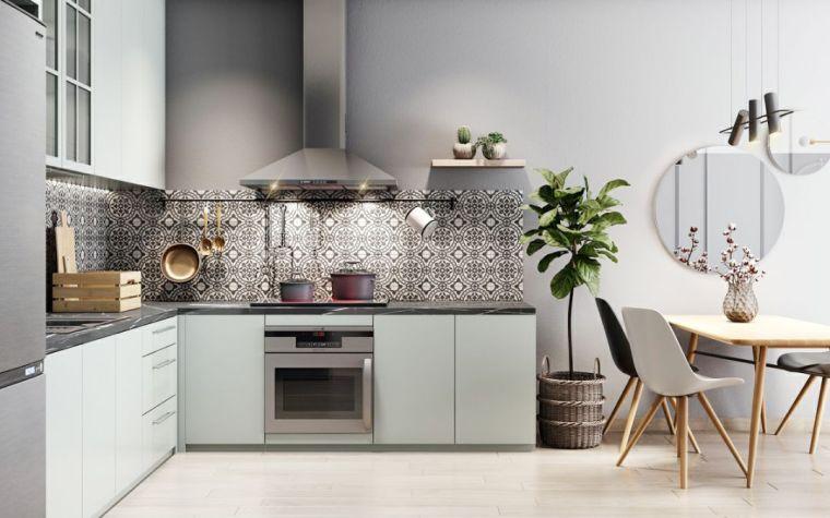 20款厨房设计:大厨房、小厨房、中式厨房、西式厨房_1