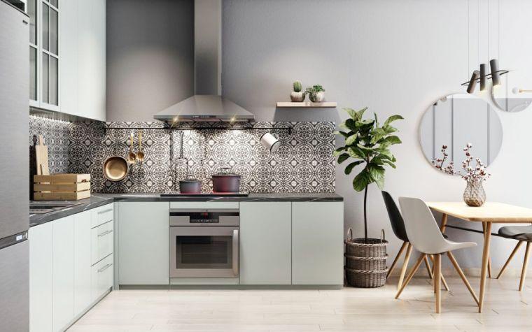 20款厨房设计:大厨房、小厨房、中式厨房、西式厨房