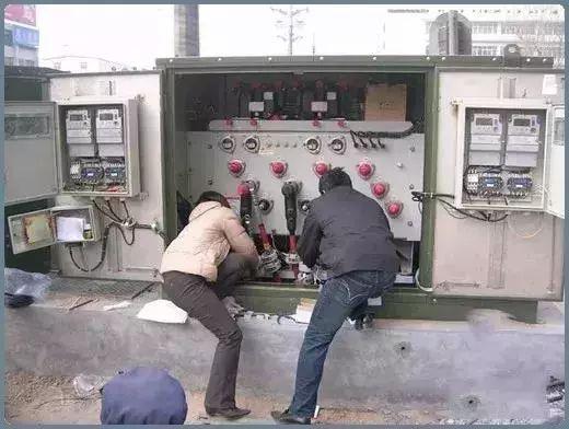 详细讲解:10kV配电环网柜
