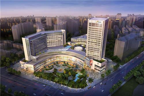 精选国内5大酒店/宾馆结构施工图,送给需要你的你们!