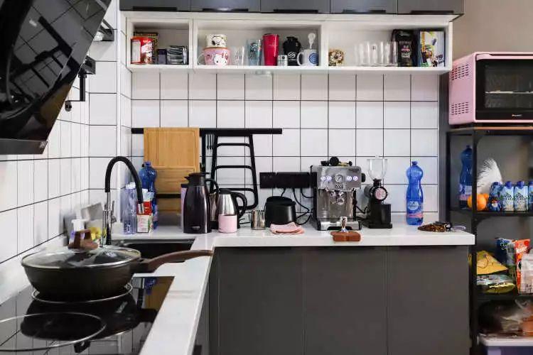 20款厨房设计:大厨房、小厨房、中式厨房、西式厨房_4